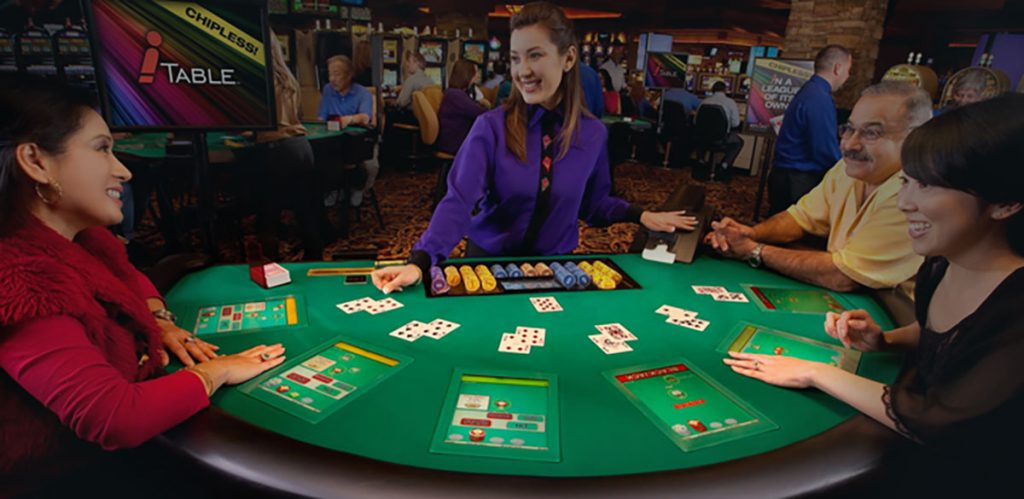 Televised Poker Reveals Famous Faces - Betting