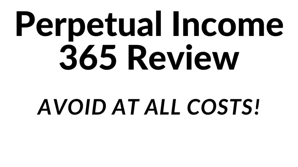 Income 365 Review - Not Another Secret Loophole!