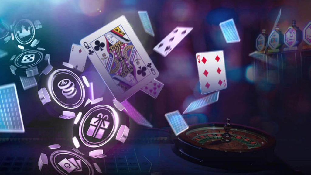 Casino Games Go On, And This Is What Happens