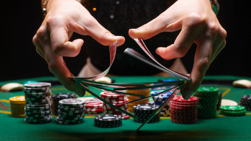 Steps To Online Gambling Of Your Goals