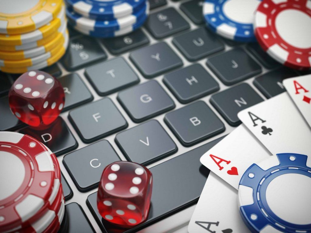 How I Bought Started With Online Casino