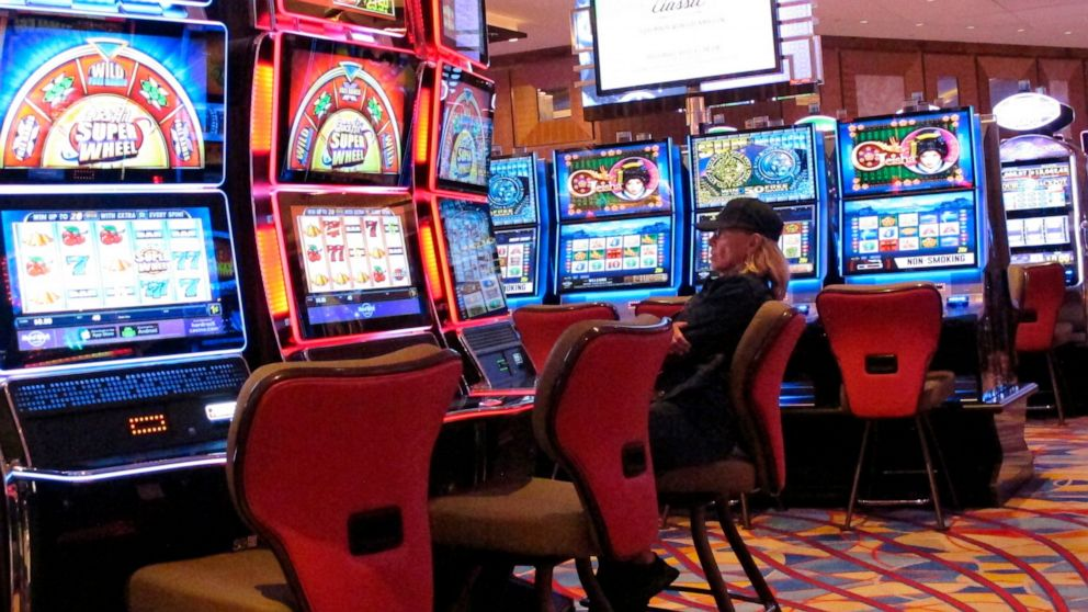 Spend A Lot of Time On Gambling Online